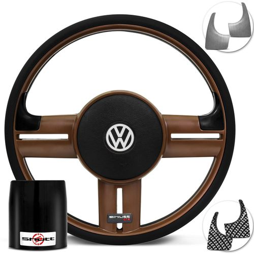 Volante-Shutt-Rallye-Surf-Whisky-GTR-Aplique-Carbon-Cubo-Fusca-Kombi-Brasilia-Passat-Variant-50-a-76-connect-parts--1-