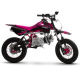 Mini-Moto-Pro-Tork-Tr-125F-Supermoto-125Cc-Aro-1212-Pink-Rosa-connectparts
