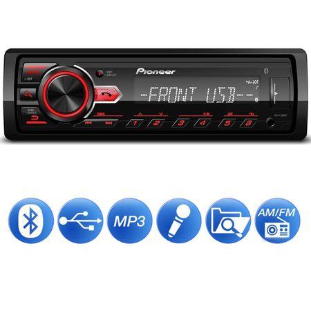 MP3-Player-Automotivo-Pioneer-MVH-298BT-1-Din-Bluetooth-USB-AUX-RCA-AM-FM-Interface-Smartphone-connectparts--1-