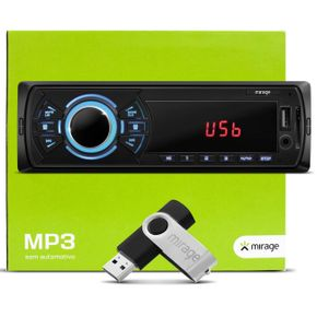 MP3-Player-Automotivo-Mirage-P3323M-USB-SD-AUX-FM-RCA-Busca-pasta---Pen-Drive-4GB-Carro-connectparts--1-