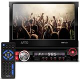 DVD-Player-Automotivo-AR-70-MM720-1-Din-7-Pol-Retratil-USB-SD-AUX-AM-FM-Entrada-Camera-Re-Controle-connectparts--1-