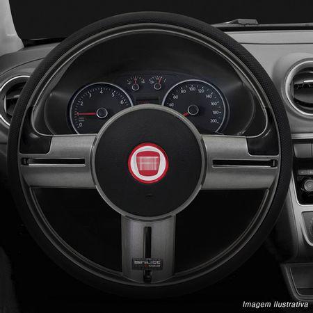 Volante-Shutt-Rallye-Surf-Grafite-Xtreme-Apliques-Preto-Escovado-e-Grafite---Cubo-Palio-Linha-Fiat-connect-parts--1-