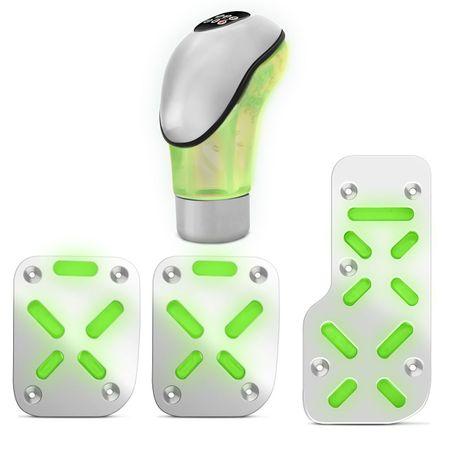 Jogo-de-Pedaleiras-Esportivas-Iluminadas-Tuning-com-Led-Verde-Neon-3-Pecas-Acabamento-Perfeito-connect-parts--1-