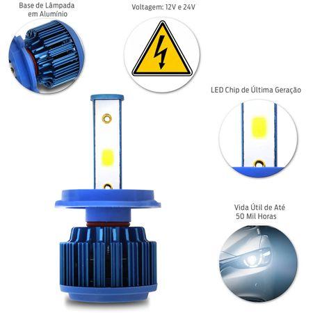 Kit-Lampada-Super-LED-H4-6000K-12V-e-24V-40W-8000LM-Efeito-Xenon-Carro-Caminhao-Moto-connectparts--3-
