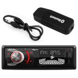 MP3-Player-Automotivo-Quatro-Rodas-1-Din-3-Pol-USB-SD-AUX-FM-RCA----Adaptador-Bluetooh-Musica-Connect-Parts--1-