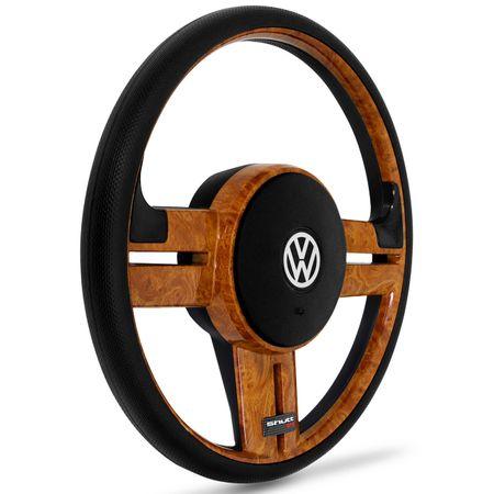 Volante-Shutt-Rallye-Madeira-GTR-Aplique-Preto-Madeira---Cubo-Fusca-Voyage-Passat-VW-Connect-Parts--1-