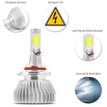 Kit-Lampada-Super-LED-Headlight-HB3-6000K-12V-32W-4400LM-Efeito-Xenon-connectparts--3-