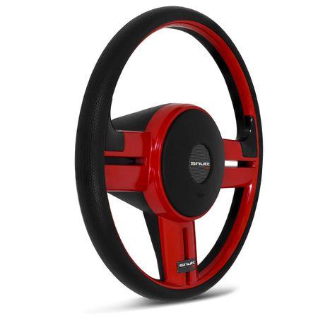 Volante-Shutt-Surf-RS-Vermelho-Apliques-Prata-e-Carbono---Cubo-Ka-Fiesta-Linha-Ford-connect-parts--2-