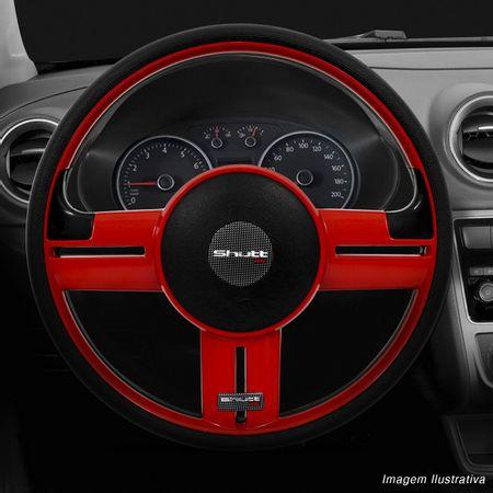 Volante-Shutt-Surf-RS-Vermelho-Apliques-Prata-e-Carbono---Cubo-Ka-Fiesta-Linha-Ford-connect-parts--5-