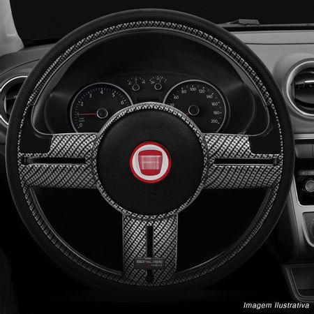 Volante-Shutt-Surf-Carbono-Xtreme-Apliques-Preto-Prata-Escovado-Carbono---Cubo-Palio-Uno-Linha-Fiat-Connect-Parts--1-