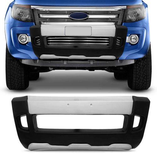 Overbumper-Ranger-Ford-2012-2013-2014-2015-Preto-Prata-Front-Bumper-connectparts--1-