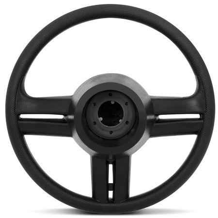 Volante-Shutt-Surf-Prata-Xtreme-Apliques-Preto-Prata-Escovado-Carbono---Cubo-Fiat-147-1978-a-1987-connect-parts--1-