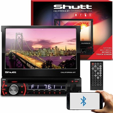 Dvd-Player-Shutt-California-Bluetooth-Retratil-7-Polegadas-Usb-Fm-Am-Aux-Sd-connectparts--1-