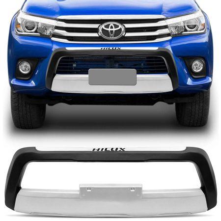 Overbumper-Hilux-Toyota-2016-2017-Preto-Prata-Front-Bumper-connectparts--1-