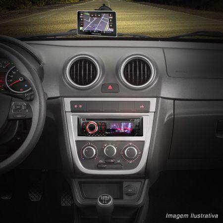 DVD-Quatro-Rodas-MTC6616-1-Din-3-Pol-Bluetooth-USB-Controle---GPS-Discovery-Channel-5--1-