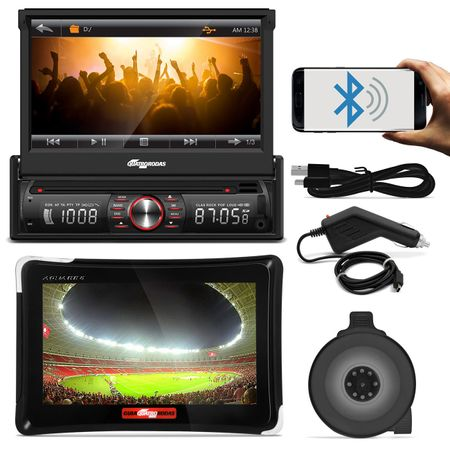 DVD-Quatro-Rodas-MTC6617-1-Din-7-Pol-Retratil-Bluetooth-USB---GPS-4--1-