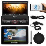 DVD-Quatro-Rodas-MTC6617-1-Din-7-Pol-Retratil-BT-USB---GPS-Discovery-Channel-4--1-
