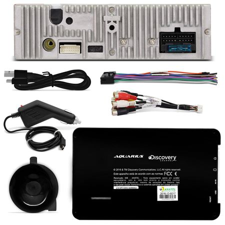 Multimidia-Quatro-Rodas-MTC6612-1-Din-7-Pol-Retratil-BT-USB---GPS-Discovery-Channel-7--1-