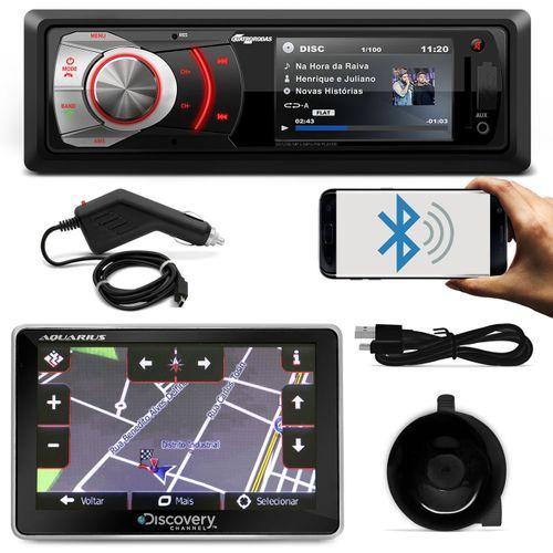 Multimidia-Quatro-Rodas-MTC6610-3-Din-3-Pol-Bluetooth-USB---GPS-Discovery-Channel-5--1-