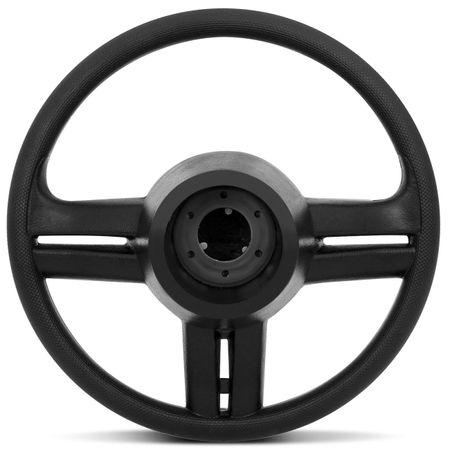 Volante-Shutt-Surf-Carbono-Xtreme-Apliques-Preto-Prata-Escovado-Carbono---Cubo-Fiat-147-1978-a-1987-Connect-Parts--1-