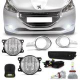 Kit-Farol-Milha-Peugeot-208-2012-a-2016-Aro-Cromado-Botao-Similar-Original---Kit-Super-LED-H11-6000k-Connect-Parts--1-