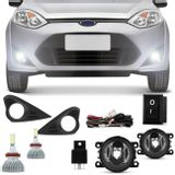Kit-Farol-Milha-Fiesta-2011-a-2014-Auxiliar-Neblina---Kit-Super-LED-H11-6000k-connect-parts--1-