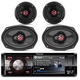 DVD-Pioneer-DVH-8880AVBT-1-Din-35-Polegadas-Bluetooth-USB-AUX---Kit-facil-200w-connect-parts--1-