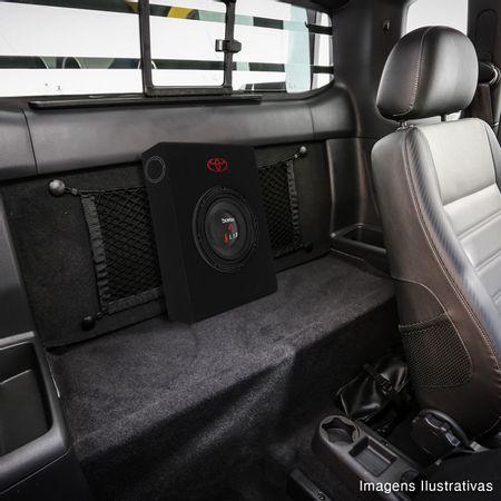 Kit-Caixa-Slim-Toyota-Dutada-73-L-com-Alto-Falante-Subwoofer-8-Pol-200W-RMS-Bomber-Slim-4-Ohms-Connect-Parts--1-