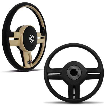 Volante-Shutt-Rallye-Bege-RS-Cubo-Gol-Fox-Saveiro-Golf-Polo-Linha-VW---kit-Black-Connect-Parts--1-