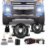 Kit-Farol-de-Milha-Ranger-2012-a-2017-Auxiliar-Neblina---Kit-Super-LED-H11-6000k-connect-parts--1-