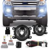 Kit-Farol-de-Milha-Ranger-2012-a-2017-Auxiliar-Neblina---Kit-Super-LED-3D-H11-6000k-connect-parts--1-