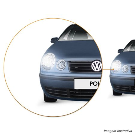 Farol-Polo-Hatch-Sedan-03-a-06-Vw-Foco-Duplo-Cromado---Super-Led-H7-Connect-Parts--1-