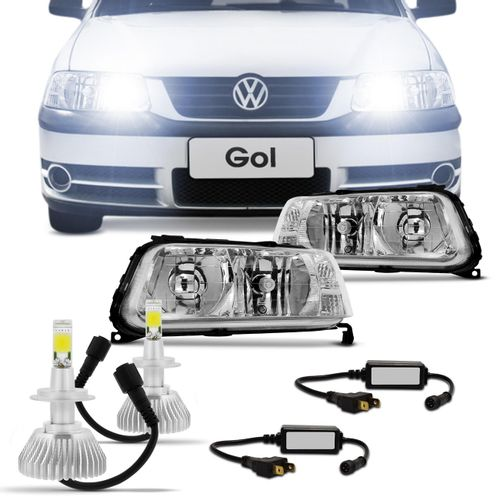 Farois-Cromados-VW-G3---Lampadas-LED-6000K-Connect-Parts--1-