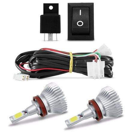 Kit-Farol-de-Milha-L200-Triton-2011-a-2017-Auxiliar-Neblina---Kit-Super-LED-H11-6000k-conenct-parts--4-