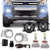 Kit-Farol-de-Milha-Ranger-2013-a-2015-Moldura-cromada---Kit-Super-LED-3D-H11-6000k-conenct-parts--1-