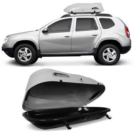 Bagageiro-Maleiro-de-Teto-Motobul-Renault-Duster-2010-a-2018-400-Litros-50KG-Cinza-com-Chave-connectparts--1-