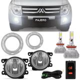 Kit-Farol-de-Milha-Pageiro-Full-2007-a-2009-Moldura-Cromada---Kit-Super-LED-3D-H11-6000k-Connect-Parts--1-