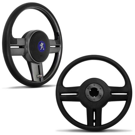 Volante-Shutt-Rallye-Grafite-Extreme-Cubo-Peugeot-206-306-207---kit-Black-connect-parts--1-