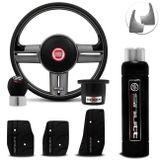 Volante-Shutt-Rallye-Grafite-Extreme-Cubo-Uno-Tempra-Elba-Fiorino---kit-Black-Connect-Parts--1-