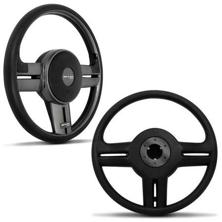 Volante-Shutt-Rallye-Grafite-Extreme-Cubo-Escort-Logus-1993-a-1998---kit-Black-connect-parts--1-