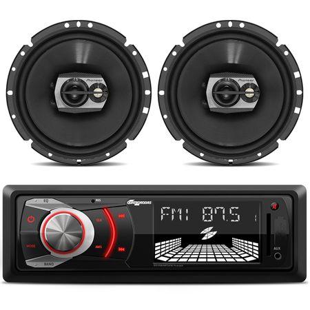 MP3-Player-MTC6608-USB-SD-FM-AUX---Alto-Falante-Pioneer-TS-1790BR-6-Polegadas-120W-RMS-Connect-Parts--1-