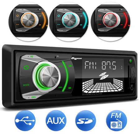 MP3-Player-MTC6608-USB-SD-FM-AUX---Alto-Falante-Hurricane-Class-CM5-5-Polegadas-130W-RMS-Connect-Parts--1-
