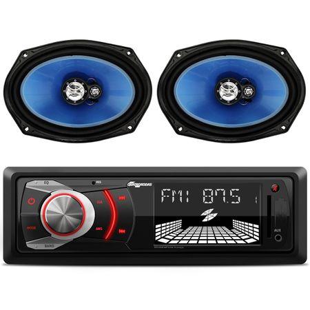 MP3-Player-MTC6608-USB-SD-FM-AUX---Alto-Falante-Foxer-FZ69Z-6x9-Polegadas-120W-RMS-connect-parts--1-