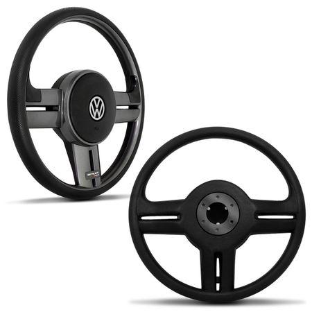Volante-Shutt-Rallye-Grafite-Extreme-Cubo-Voyage-Passat-Todos-VW---kit-Black-Connect-Parts--1-