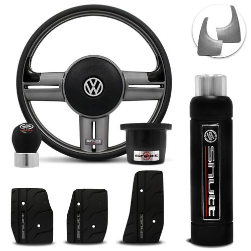Volante-Shutt-Rallye-Grafite-Extreme-Cubo-Fusca-Voyage-Todos-VW---kit-Black-Connect-Parts--1-