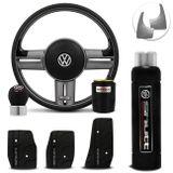Volante-Shutt-Rallye-Grafite-Extreme-Cubo-Gol-Fox-Golf-Polo-Linha-VW---kit-Black-Connect-Parts--1-