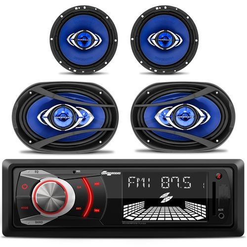 MP3-Player-MTC6608-USB-SD-FM-AUX---Kit-Facil-6-Pol-130W-RMS---6x9-Pol-180W-RMS-Connect-Parts--1-