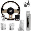 Volante-Shutt-Rallye-Bege-RS-Cubo-Chevette-Chevy-Marajo---kit-Silver-Connect-Parts--1-