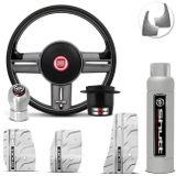 Volante-Shutt-Rallye-Grafite-Extreme-Cubo-Palio-Uno-Strada-Linha-Fiat---kit-Silver-Connect-Parts--1-