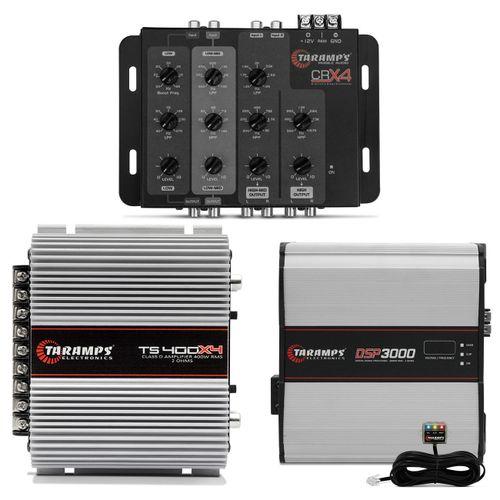Amplificador-Taramps-Ts400---Modulo-Taramps-DSP3000-3000W-RMS---Mesa-Crossover-Taramps-CRx4-Connect-Parts--1-